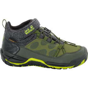 Jack Wolfskin Jungle Gym Texapore - Chaussures Enfant - olive